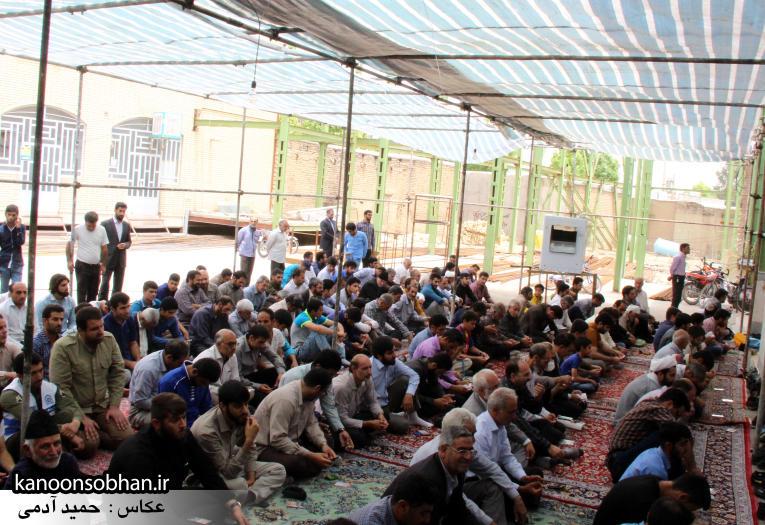 گزارش تصویری اولین نماز جمعه رمضان 95 کوهدشت (16)