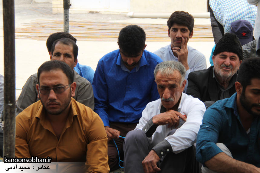 گزارش تصویری اولین نماز جمعه رمضان 95 کوهدشت (18)