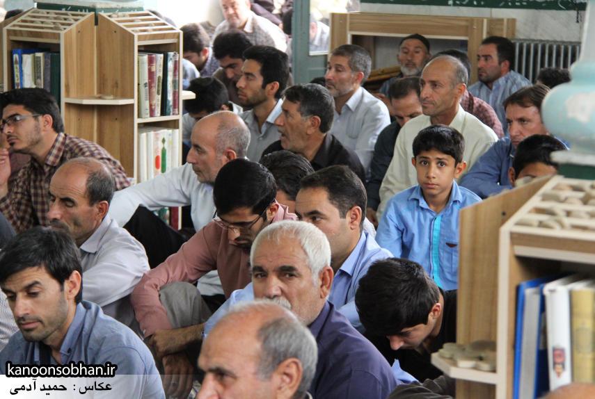 گزارش تصویری اولین نماز جمعه رمضان 95 کوهدشت (23)