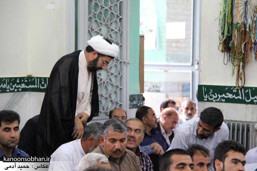 گزارش تصویری  اولین نماز جمعه رمضان 95 کوهدشت (29)