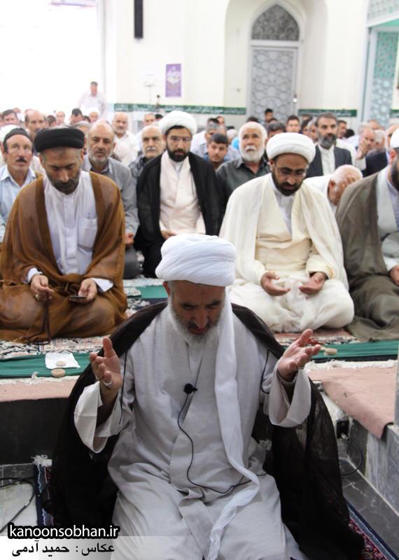 گزارش تصویری اولین نماز جمعه رمضان 95 کوهدشت (34)