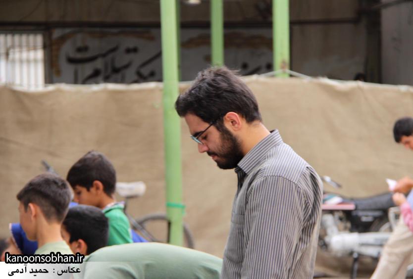 گزارش تصویری  اولین نماز جمعه رمضان 95 کوهدشت (37)