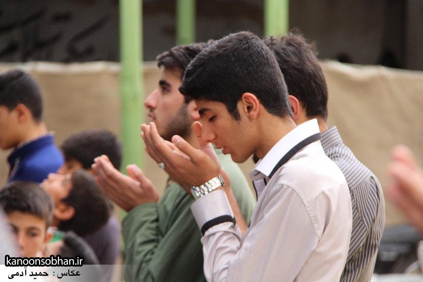 گزارش تصویری اولین نماز جمعه رمضان 95 کوهدشت (39)