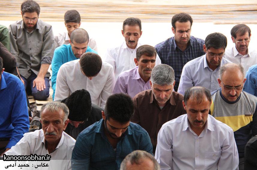 گزارش تصویری اولین نماز جمعه رمضان 95 کوهدشت (43)