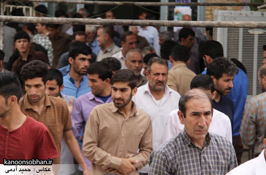 گزارش تصویری اولین نماز جمعه رمضان 95 کوهدشت (44)