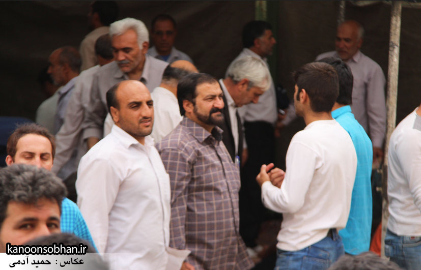 گزارش تصویری اولین نماز جمعه رمضان 95 کوهدشت (45)
