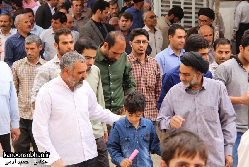 گزارش تصویری اولین نماز جمعه رمضان 95 کوهدشت (48)