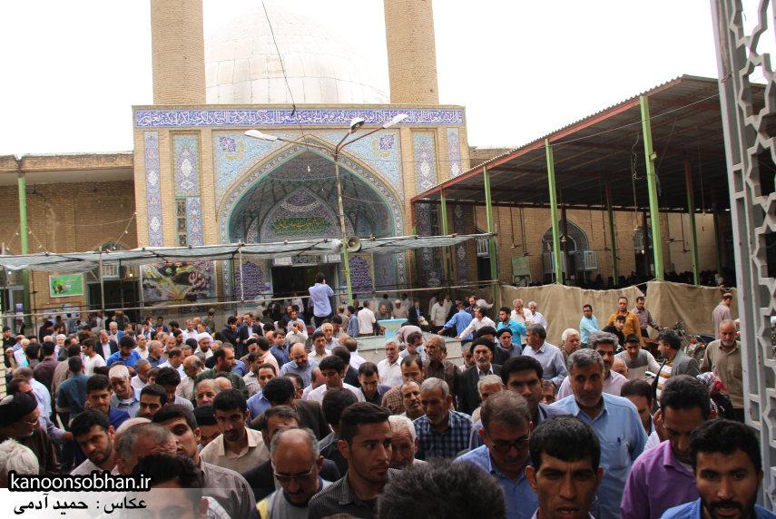 گزارش تصویری اولین نماز جمعه رمضان 95 کوهدشت (49)