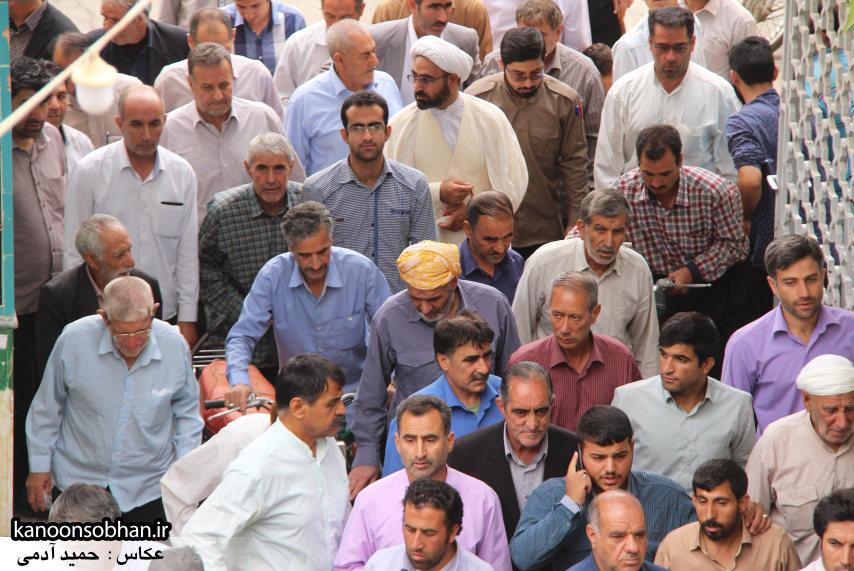 گزارش تصویری اولین نماز جمعه رمضان 95 کوهدشت (52)