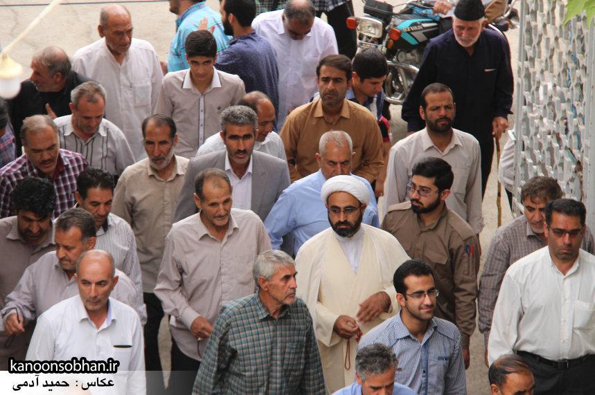 گزارش تصویری اولین نماز جمعه رمضان 95 کوهدشت (53)