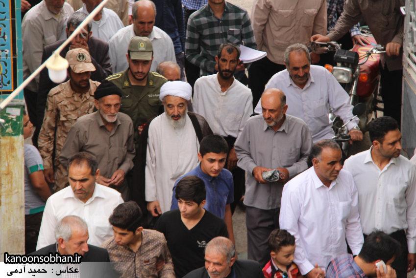 گزارش تصویری اولین نماز جمعه رمضان 95 کوهدشت (54)