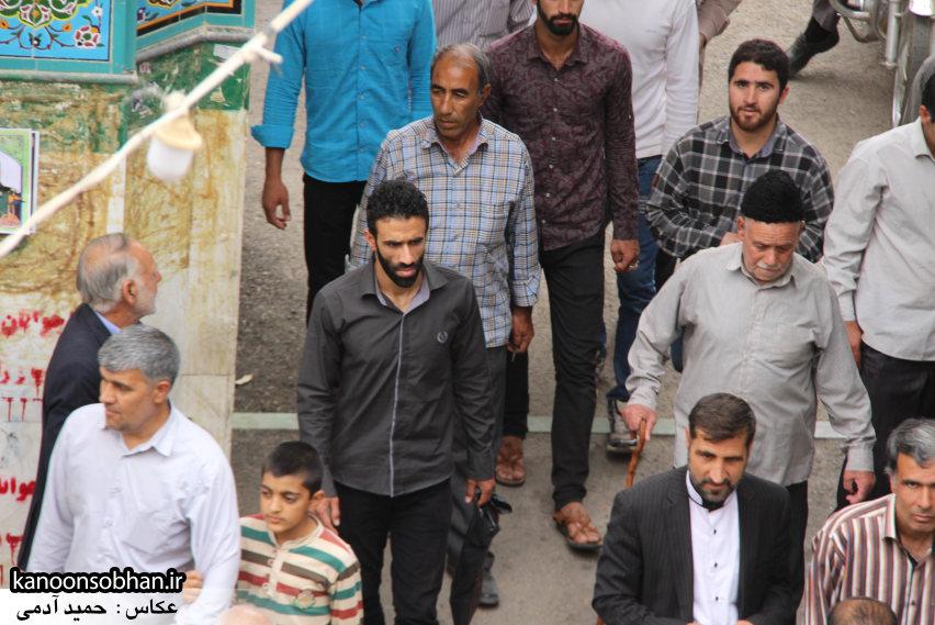 گزارش تصویری اولین نماز جمعه رمضان 95 کوهدشت (56)