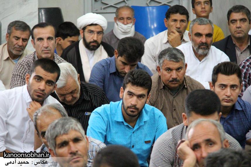 گزارش تصویری اولین نماز جمعه رمضان 95 کوهدشت (6)