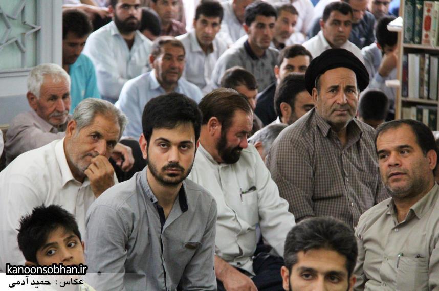 گزارش تصویری اولین نماز جمعه رمضان 95 کوهدشت (7)