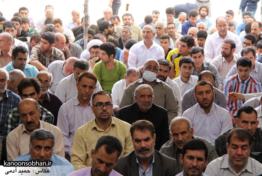 گزارش تصویری اولین نماز جمعه رمضان 95 کوهدشت (8)