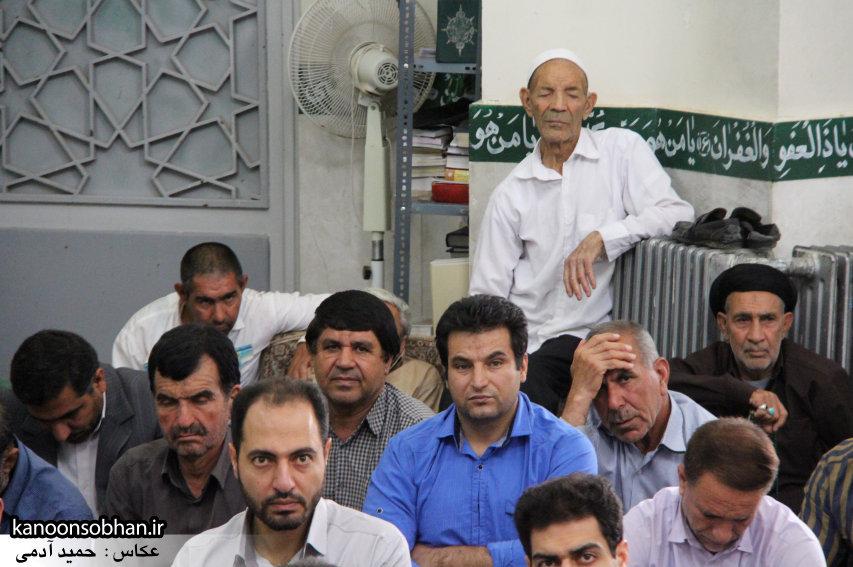 گزارش تصویری دومین نماز جمعه رمضان ۹۵ کوهدشت (10)