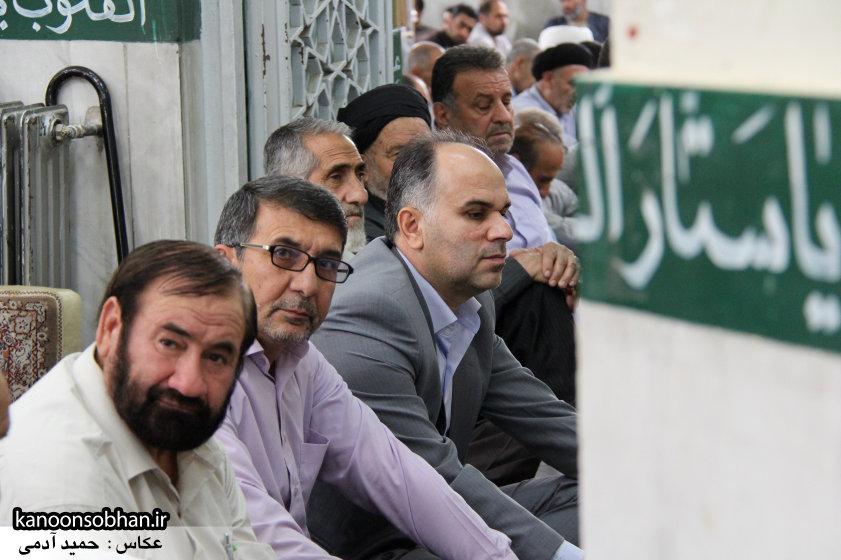 گزارش تصویری دومین نماز جمعه رمضان ۹۵ کوهدشت (11)