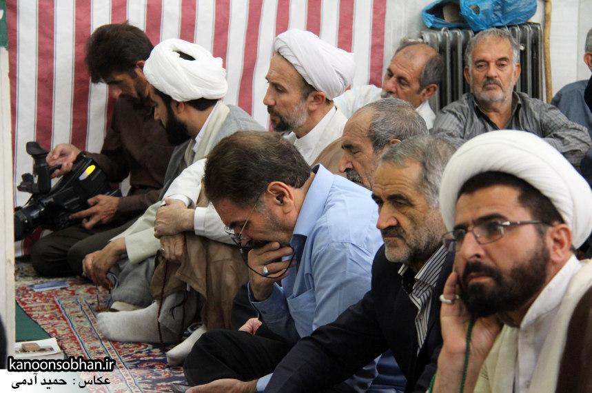 گزارش تصویری دومین نماز جمعه رمضان ۹۵ کوهدشت (14)