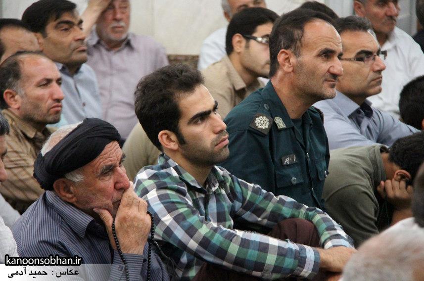 گزارش تصویری دومین نماز جمعه رمضان ۹۵ کوهدشت (16)