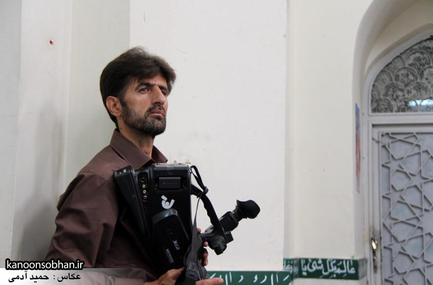 گزارش تصویری دومین نماز جمعه رمضان ۹۵ کوهدشت (18)