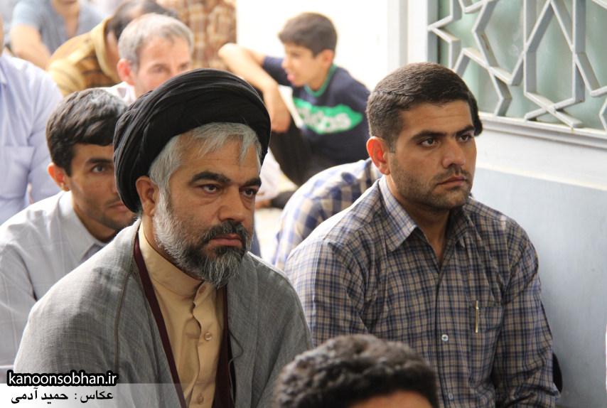گزارش تصویری دومین نماز جمعه رمضان ۹۵ کوهدشت (19)