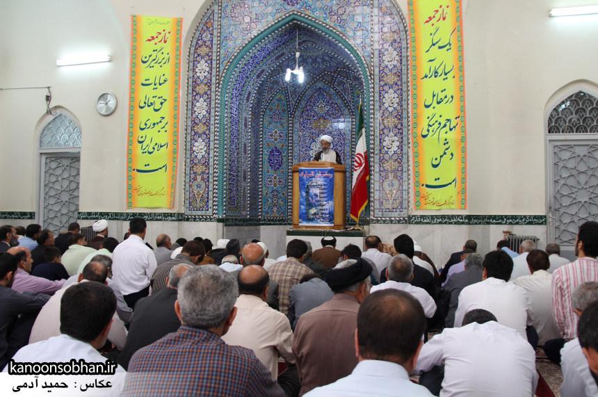 گزارش تصویری دومین نماز جمعه رمضان ۹۵ کوهدشت (20)