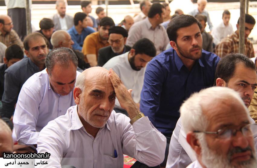 گزارش تصویری دومین نماز جمعه رمضان ۹۵ کوهدشت (22)