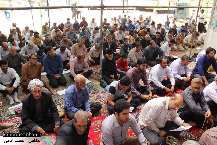 گزارش تصویری دومین نماز جمعه رمضان ۹۵ کوهدشت (23)