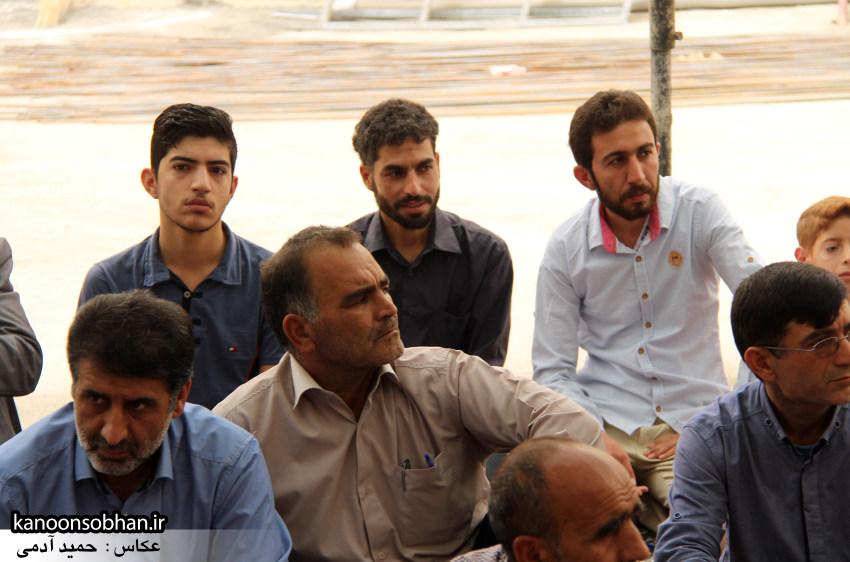 گزارش تصویری دومین نماز جمعه رمضان ۹۵ کوهدشت (30)
