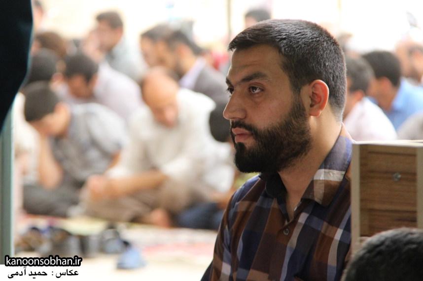 گزارش تصویری دومین نماز جمعه رمضان ۹۵ کوهدشت (32)