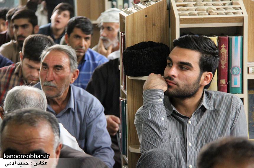 گزارش تصویری دومین نماز جمعه رمضان ۹۵ کوهدشت (37)