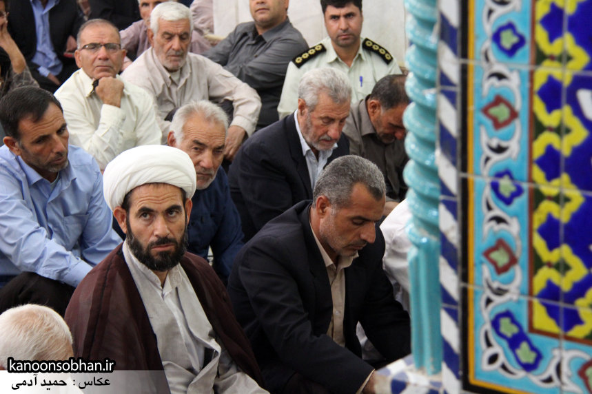 گزارش تصویری دومین نماز جمعه رمضان ۹۵ کوهدشت (4)