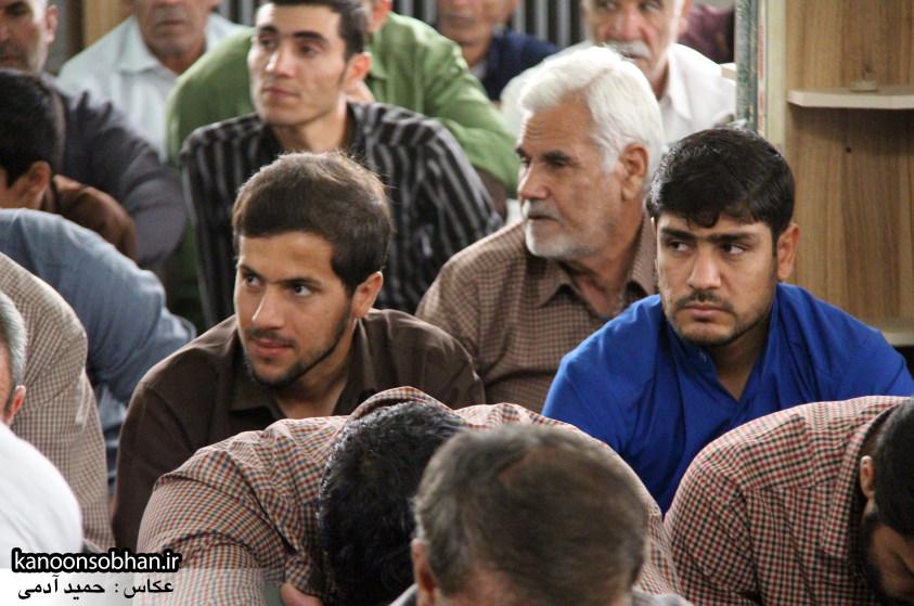 گزارش تصویری دومین نماز جمعه رمضان ۹۵ کوهدشت (40)