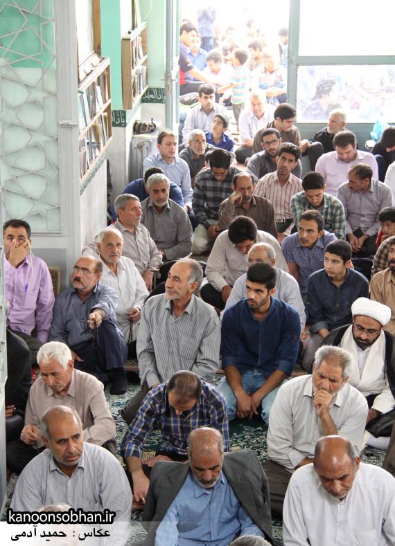 گزارش تصویری دومین نماز جمعه رمضان ۹۵ کوهدشت (43)