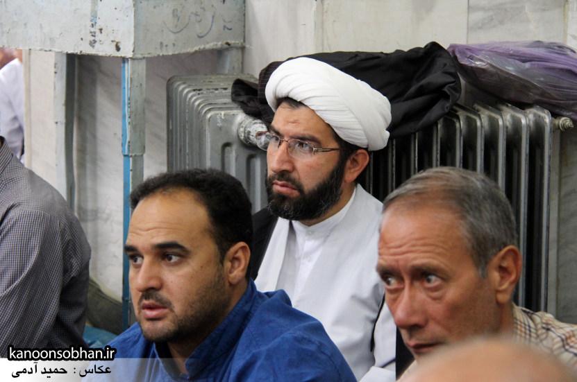 گزارش تصویری دومین نماز جمعه رمضان ۹۵ کوهدشت (45)