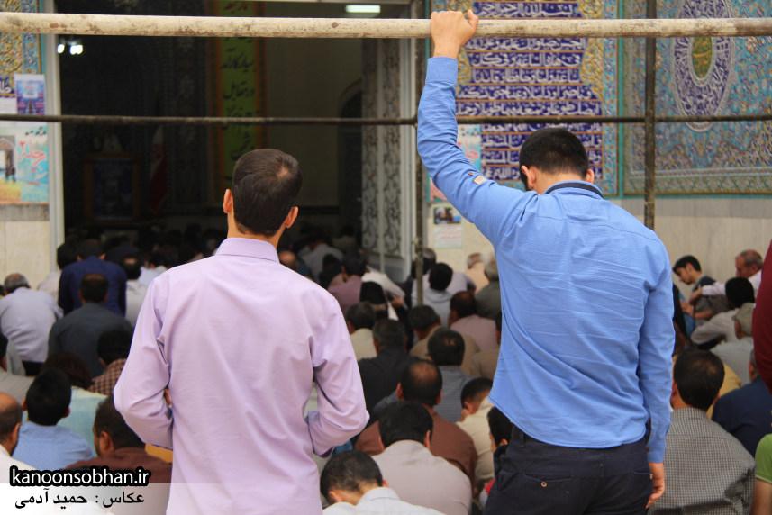 گزارش تصویری دومین نماز جمعه رمضان ۹۵ کوهدشت (50)