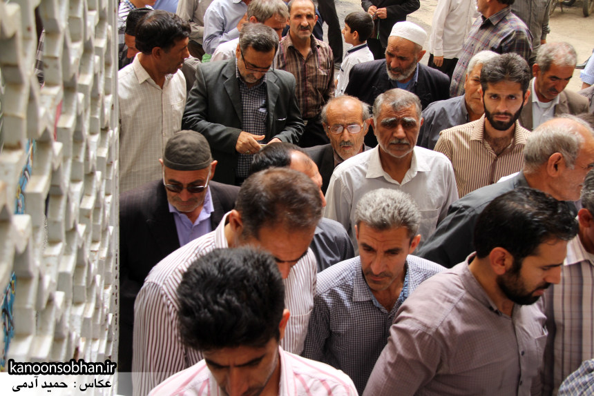 گزارش تصویری دومین نماز جمعه رمضان ۹۵ کوهدشت (64)