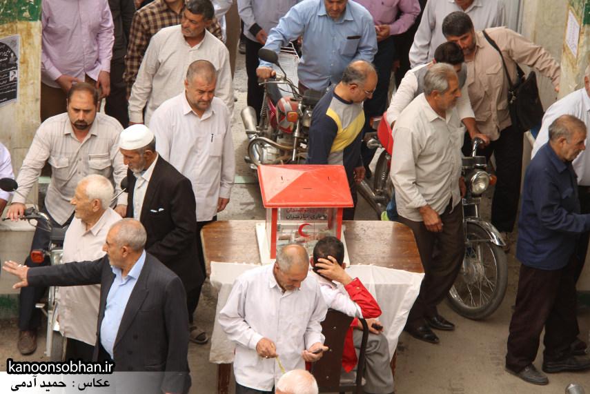 گزارش تصویری دومین نماز جمعه رمضان ۹۵ کوهدشت (66)