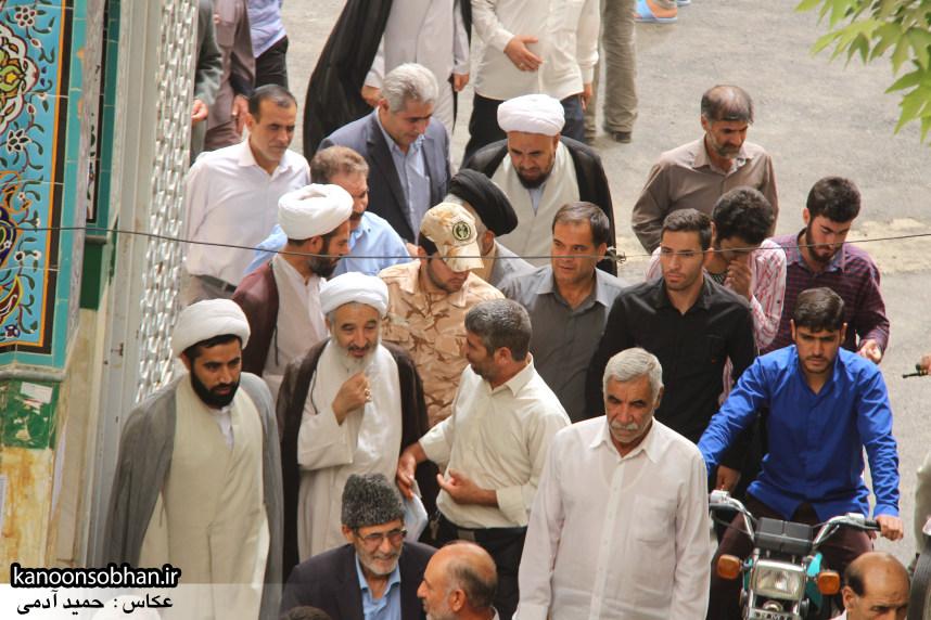 گزارش تصویری دومین نماز جمعه رمضان ۹۵ کوهدشت (73)