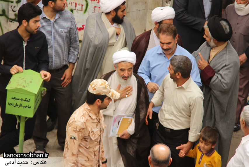 گزارش تصویری دومین نماز جمعه رمضان ۹۵ کوهدشت (74)