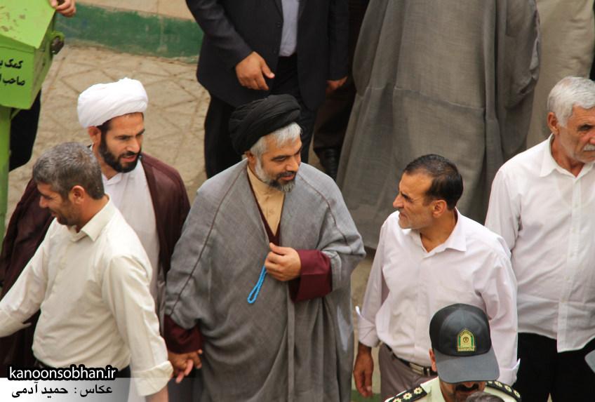 گزارش تصویری دومین نماز جمعه رمضان ۹۵ کوهدشت (75)