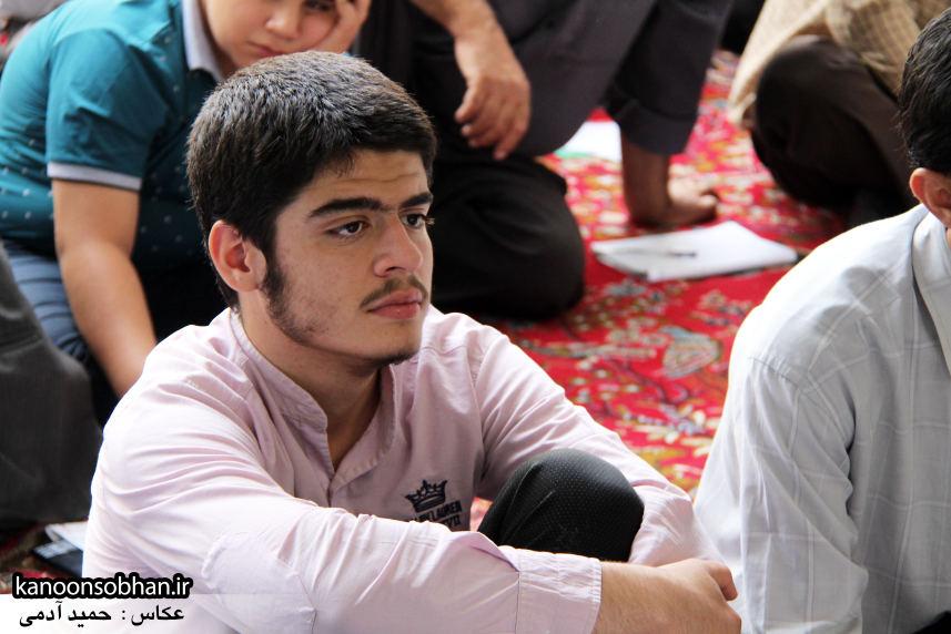 تصاویر آخرین جمعه رمضان 95 کوهدشت (2)