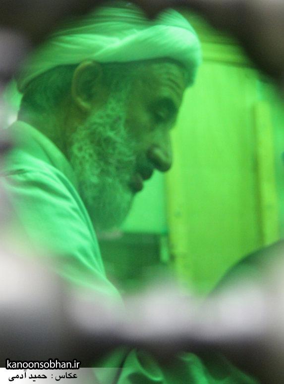 تصاویر آیین غبار روبی حرم امام زاده محمد(ع) کوهدشت (18)
