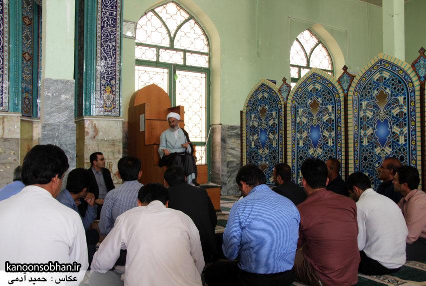 تصاویر آیین غبار روبی حرم امام زاده محمد(ع) کوهدشت (27)
