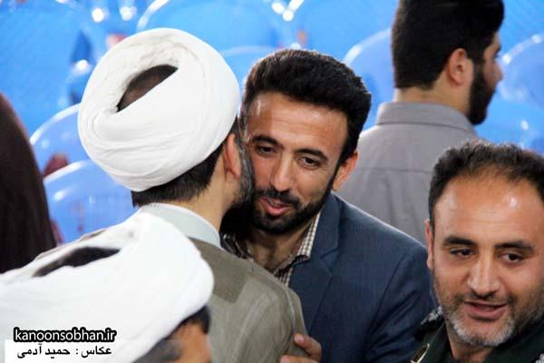 تصاویر تودیع و معارفه«مسئول جدید حوزه نمایندگی ولیفقیه در سپاه کوهدشت» (28)