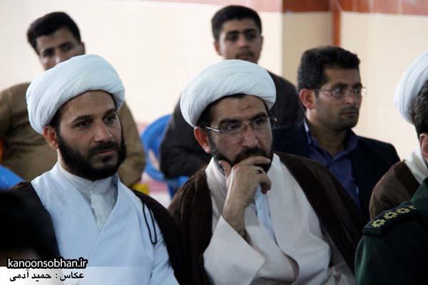 تصاویر تودیع و معارفه«مسئول جدید حوزه نمایندگی ولیفقیه در سپاه کوهدشت» (6)
