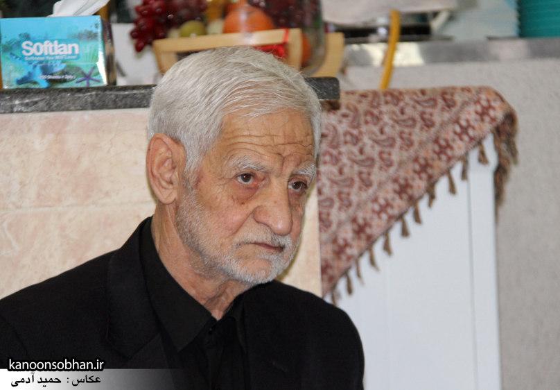تصاویر دیدار امام جمعه ، فرماندار  و مسئولین کوهدشتی از خانواده شهید هادیان (10)