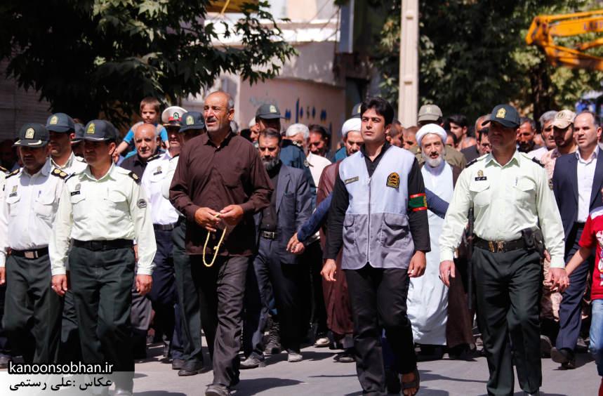 تصاویر راهپیمایی روز قدس 95 کوهدشت لرستان (4)