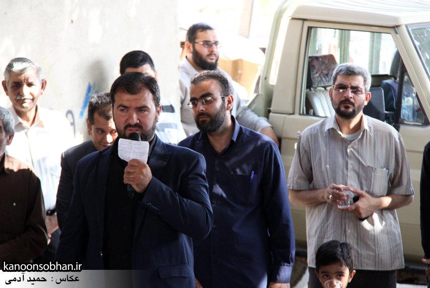 تصاویر مراسم اربعین شهید والامقام قدرت عبدیان در روستای اولاد قباد کوهدشت (1)