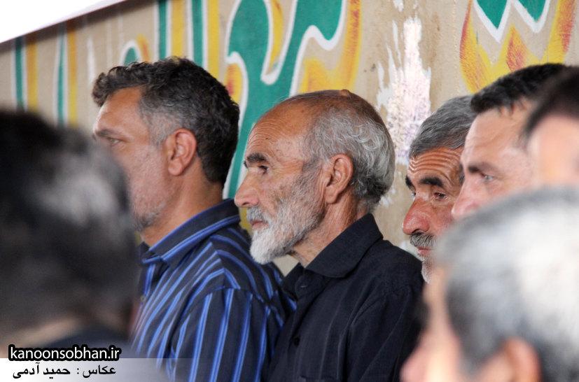 تصاویر مراسم اربعین شهید والامقام قدرت عبدیان در روستای اولاد قباد کوهدشت (10)